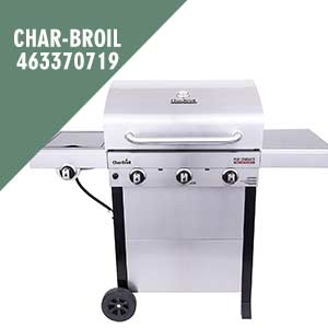 Char-Broil 463370719 Performance TRU-Infrared Gas Grill