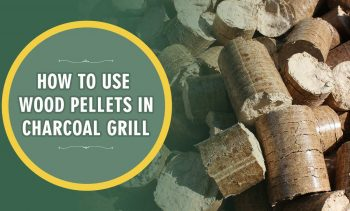 How To Use Wood Pellets In Charcoal Grill
