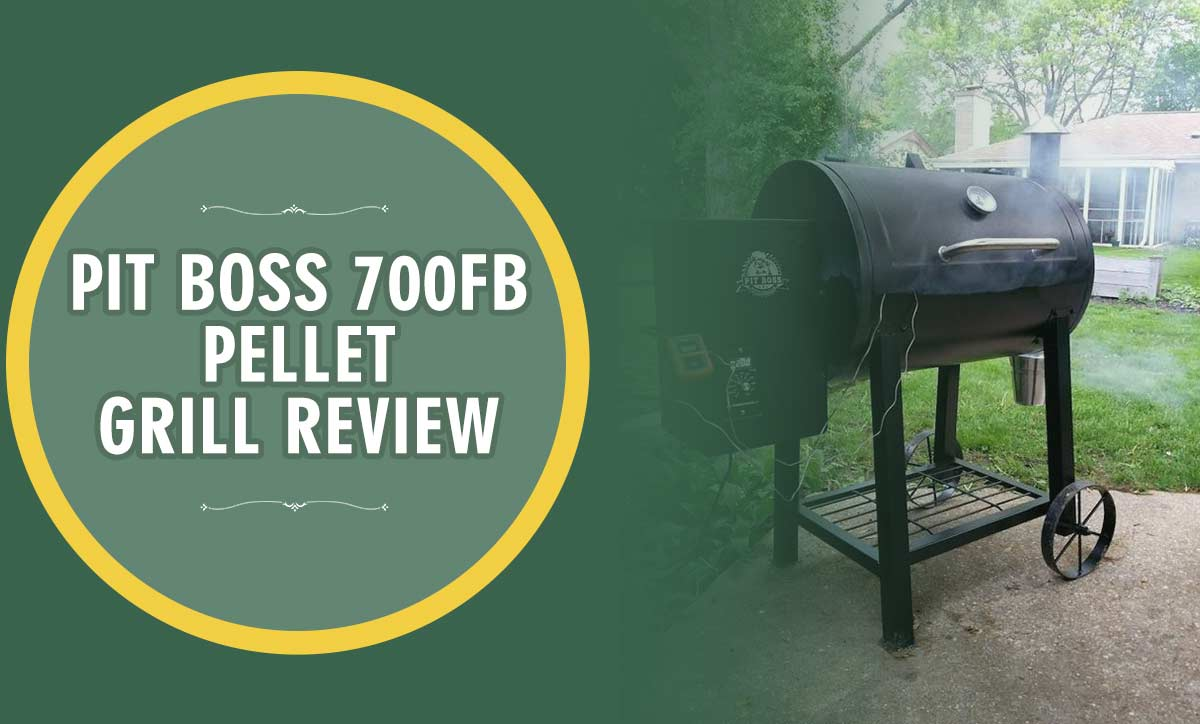 Pit Boss 700fb review