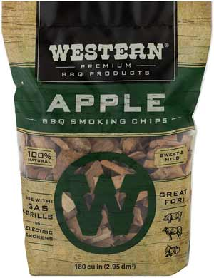 Western BBQ Smoking Wood Chips