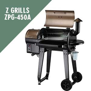 Green Mountain Davy Crockett Pellet Grill