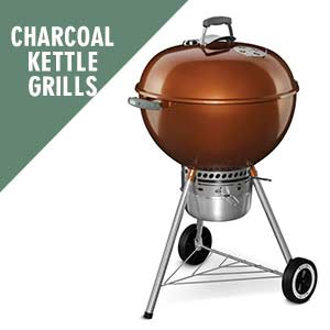 charcoal kettle grills
