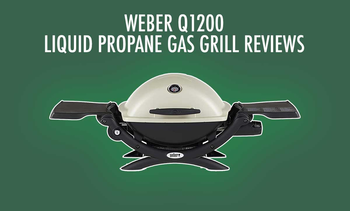 Weber Q1200 Reviews