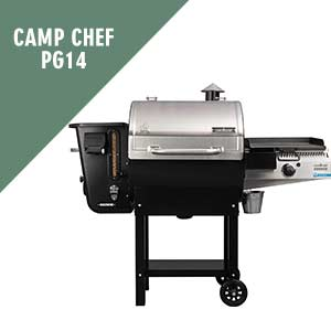 Camp Chef PG14 Pellet Grill and Smoker