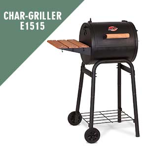 Char-Griller E1515 Patio Pro Charcoal Grill