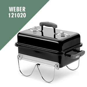 Weber 121020 Charcoal Grill