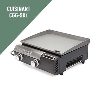 Cuisinart CGG-501 Gas Griddle