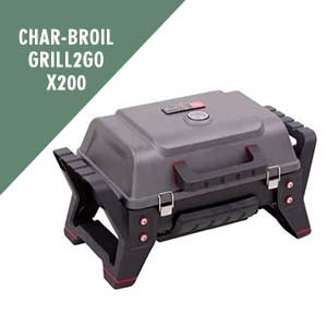 Char-Broil Grill2Go X200 Portable Grill