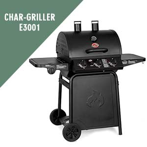 Char-Griller E3001 Gas Grill