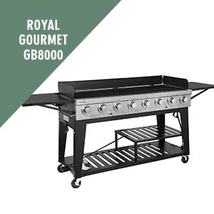 Royal Gourmet GB8000 Event Gas Grill
