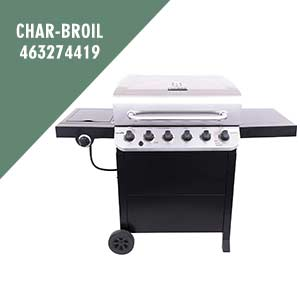 Char-Broil 463274419 Performance